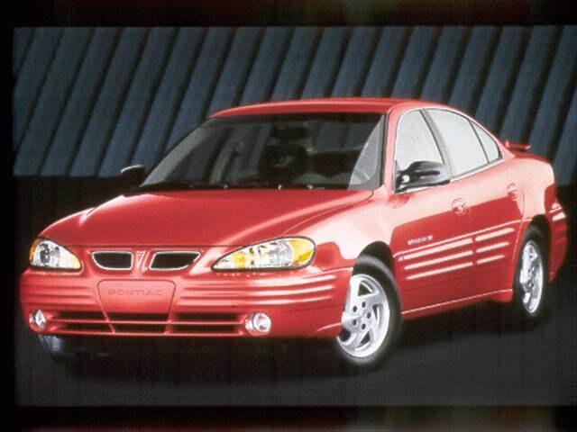 Used 2002 Pontiac Grand Am Gt Sedan 4d Pricing