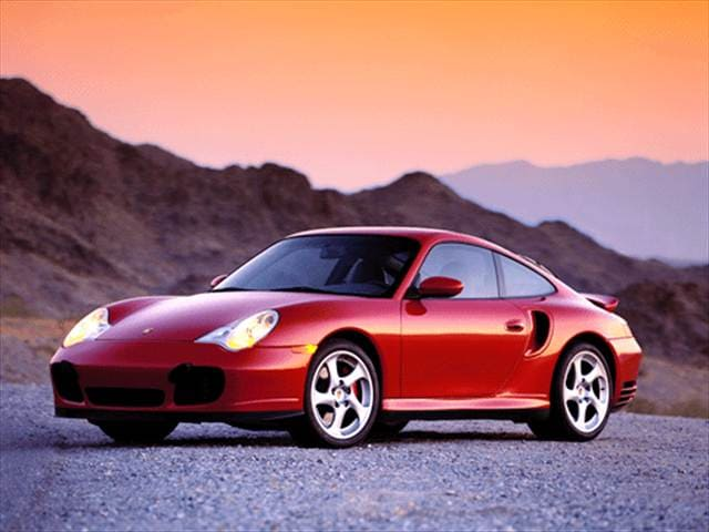 Highest Horsepower Coupes of 2002 - 2002 Porsche 911