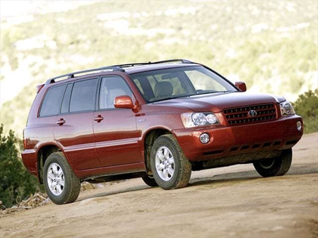 Most Fuel Efficient Crossovers of 2002