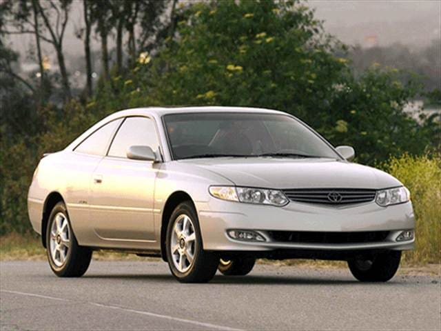 Top Consumer Rated Coupes of 2002 - 2002 Toyota Solara