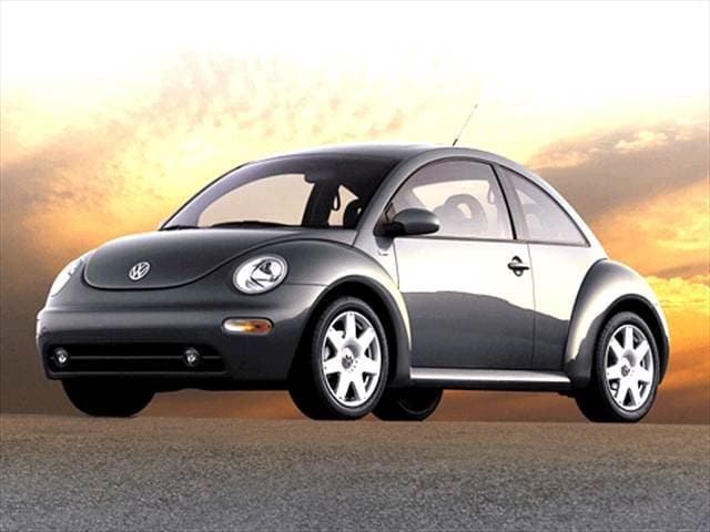 Most Fuel Efficient Hatchbacks of 2002 - 2002 Volkswagen New Beetle