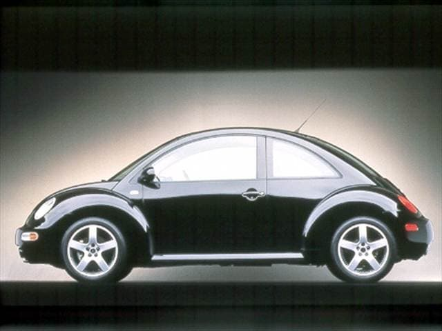 Most Popular Coupes of 2002 - 2002 Volkswagen New Beetle