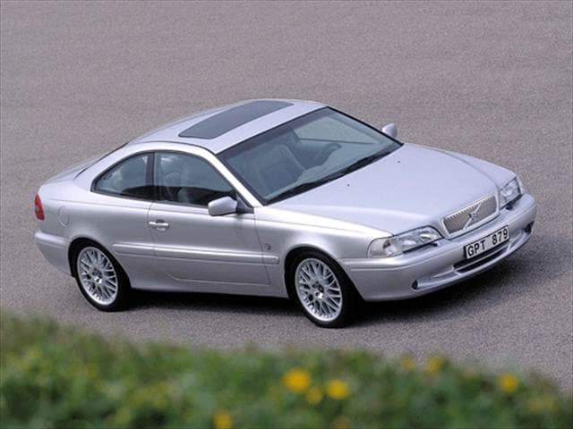 Most Fuel Efficient Luxury Vehicles of 2002 - 2002 Volvo C70