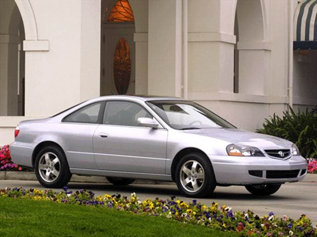 Top Consumer Rated Coupes of 2003 - 2003 Acura CL