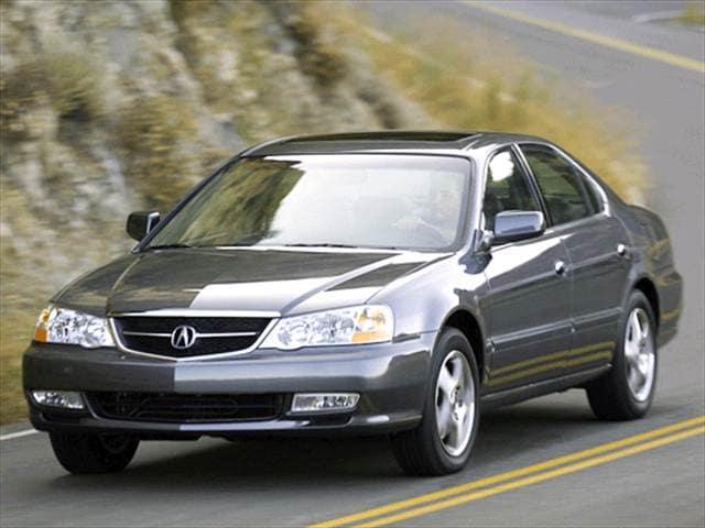 2001 Acura Tl 3 2 >> 2003 Acura Tl 3 2 Sedan 4d Used Car Prices Kelley Blue Book