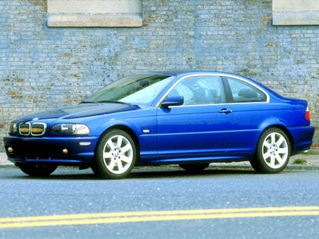 Most Popular Coupes of 2003 - 2003 BMW 3 Series