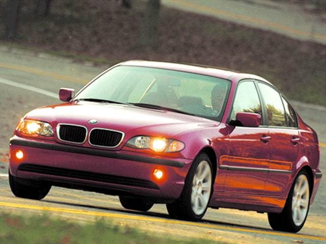 Most Popular Sedans of 2003 - 2003 BMW 3 Series