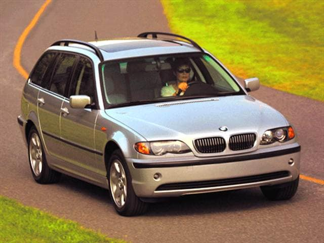 Top Consumer Rated Wagons of 2003 - 2003 BMW 3 Series