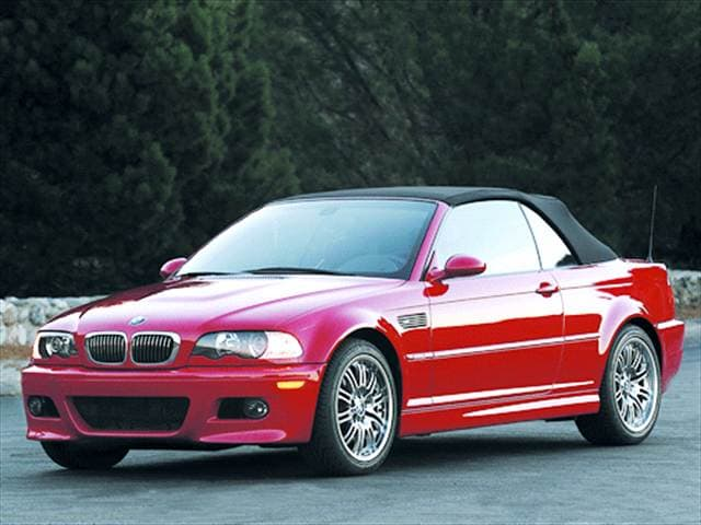 Highest Horsepower Convertibles of 2003 - 2003 BMW M3