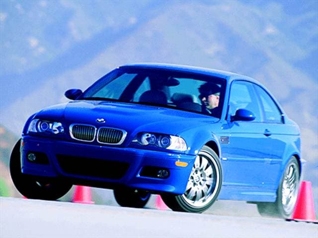 Highest Horsepower Coupes of 2003 - 2003 BMW M3