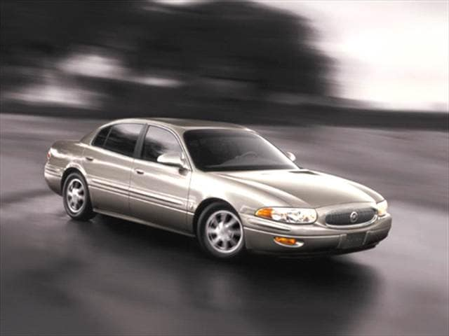 2003 Buick LeSabre Limited Sedan 4D Used Car Prices