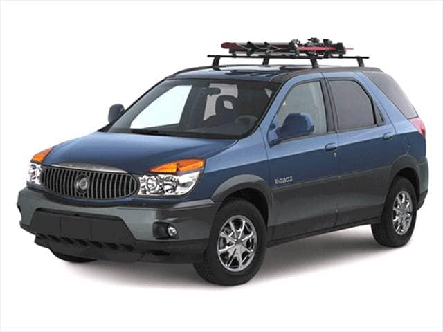2003 buick rendezvous cx sport utility 4d used car prices kelley blue book. Black Bedroom Furniture Sets. Home Design Ideas