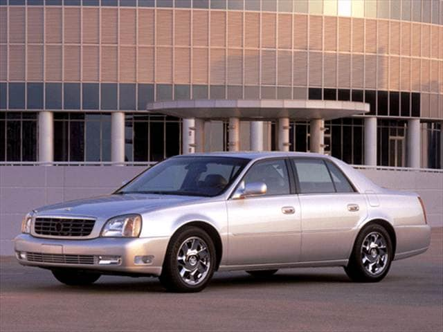 2003 Cadillac DeVille DTS Sedan 4D Used Car Prices ...