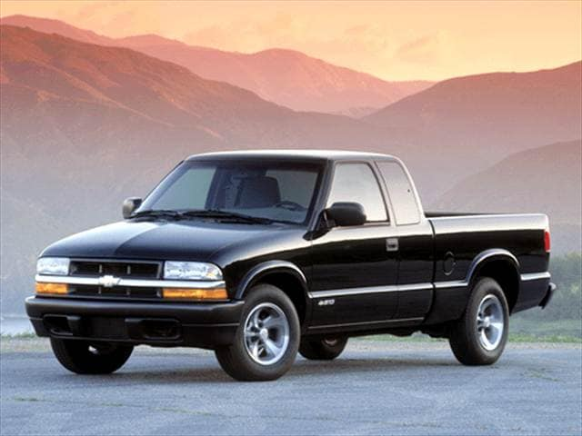 Chevrolet S10 Extended Cab