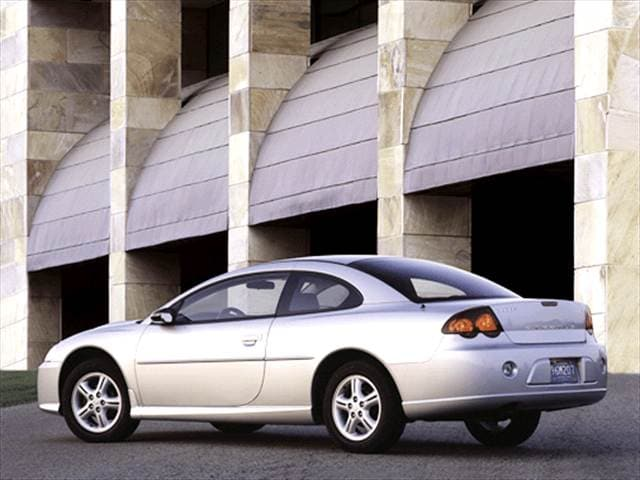 Most Popular Coupes of 2003 - 2003 Dodge Stratus