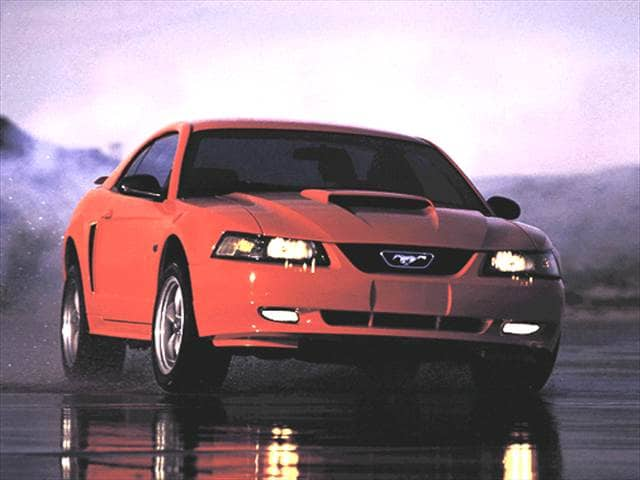 Most Popular Coupes of 2003 - 2003 Ford Mustang