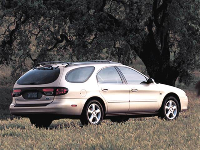 Most Fuel Efficient Wagons of 2003 - 2003 Ford Taurus