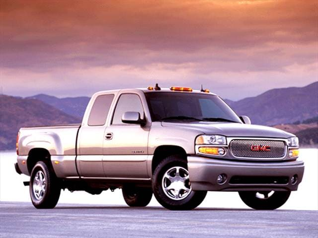 Highest Horsepower Trucks of 2003 - 2003 GMC Sierra 1500 Extended Cab
