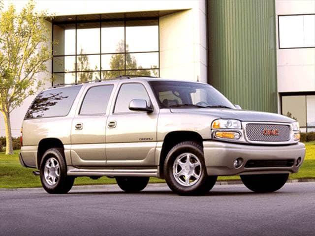 Highest Horsepower SUVs of 2003 - 2003 GMC Yukon XL 1500