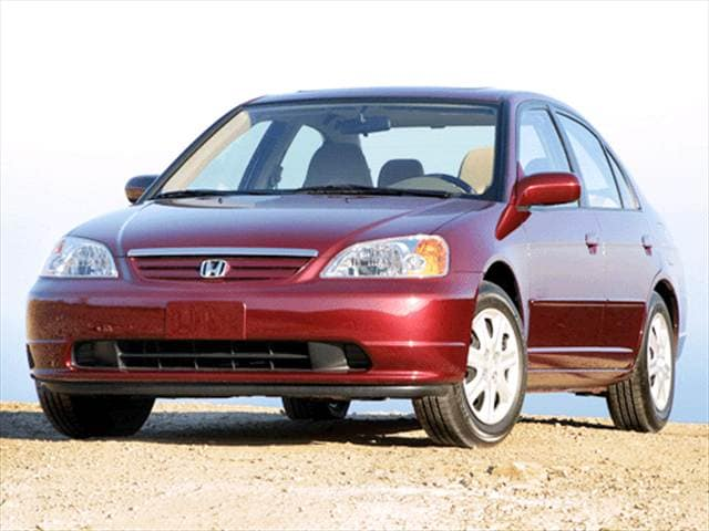 2003 Honda Civic DX Sedan 4D Used Car Prices | Kelley Blue ...