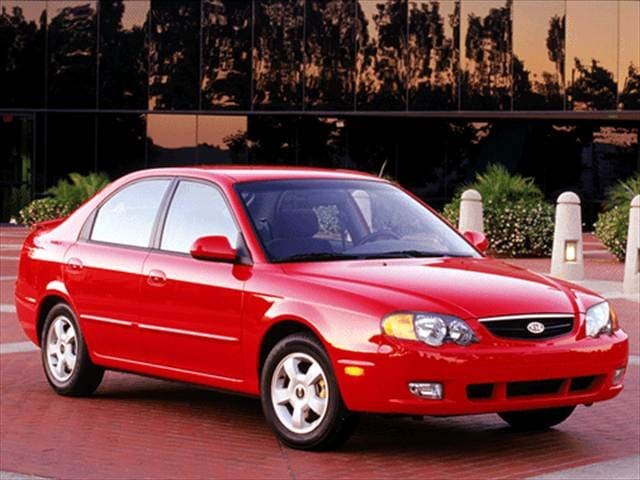 2003 Kia Spectra GSX Hatchback 4D Used Car Prices