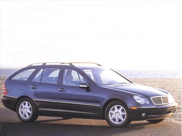 Most Popular Wagons of 2003 - 2003 Mercedes-Benz C-Class