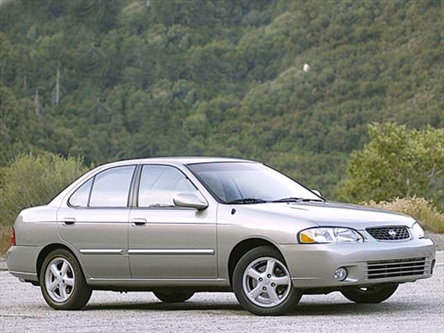 Most Fuel Efficient Sedans of 2003 - 2003 Nissan Sentra
