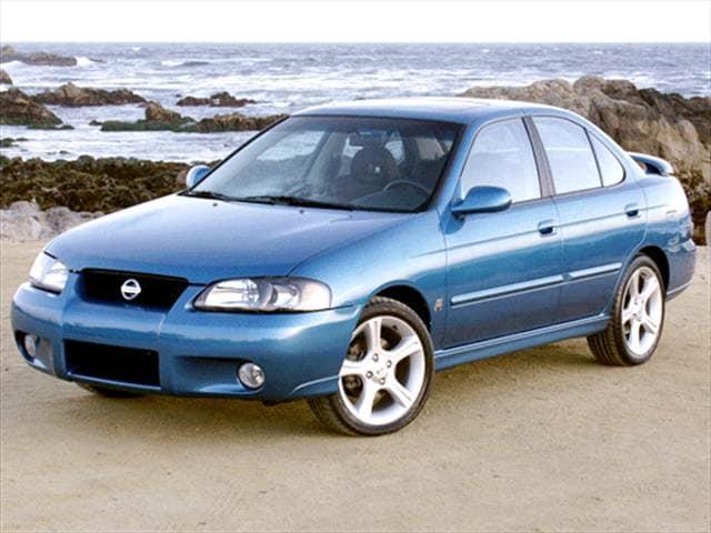 2003 Nissan Sentra SE-R Spec V Sedan 4D Used Car Prices ...