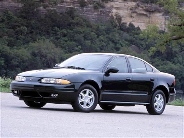 Used 2003 Oldsmobile Alero Gl Sedan 4d Pricing