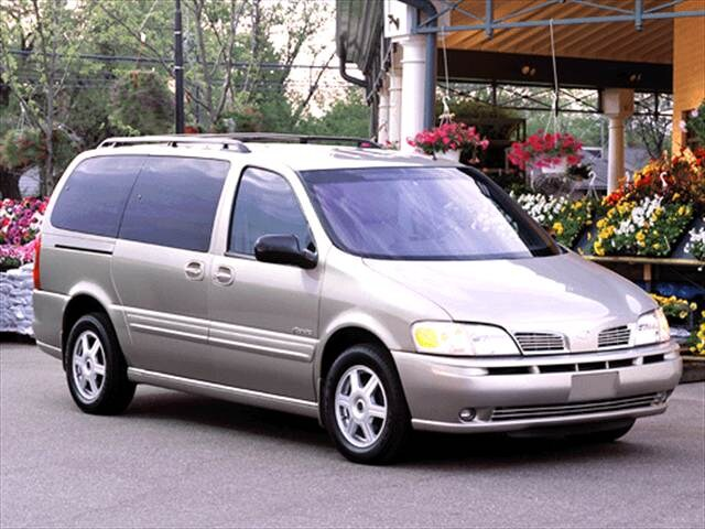 Most Fuel Efficient Vans/Minivans of 2003 - 2003 Oldsmobile Silhouette