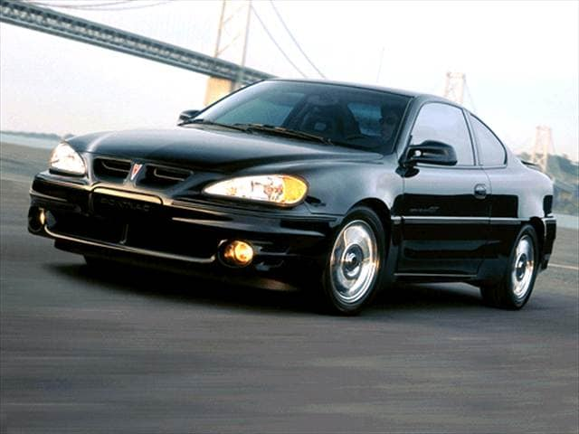 Most Popular Coupes of 2003 - 2003 Pontiac Grand Am