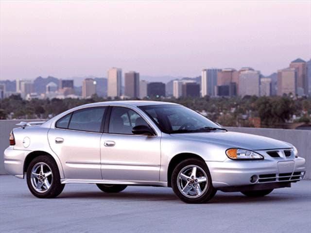 2003 Pontiac Grand Am Gt Sedan 4d Used Car Prices