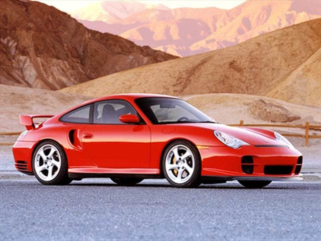 Highest Horsepower Coupes of 2003 - 2003 Porsche 911
