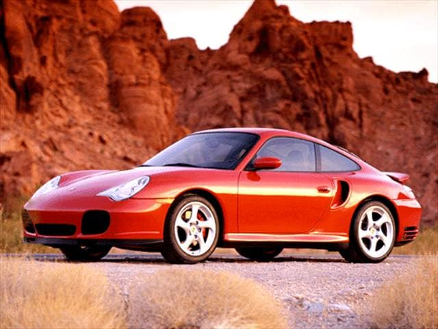 Highest Horsepower Luxury Vehicles of 2003 - 2003 Porsche 911
