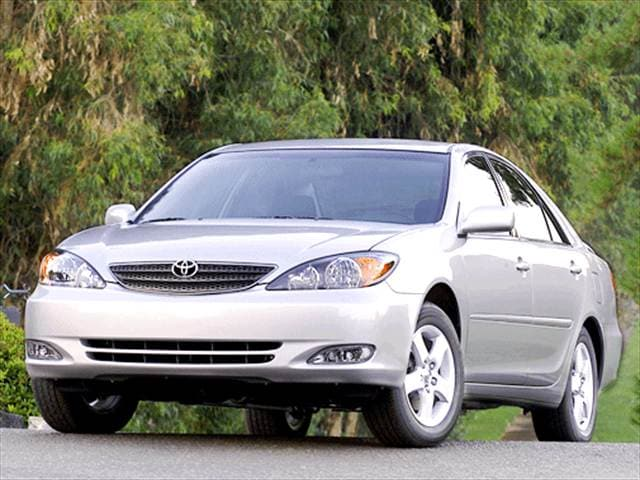 2003 Toyota Camry SE Sedan 4D Used Car Prices