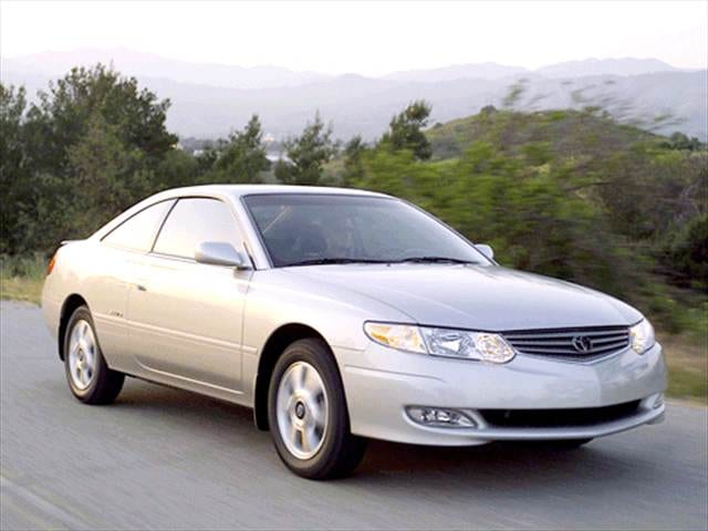 Top Consumer Rated Coupes of 2003 - 2003 Toyota Solara