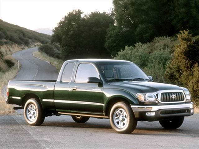 Top Consumer Rated Trucks of 2003 - 2003 Toyota Tacoma Xtracab