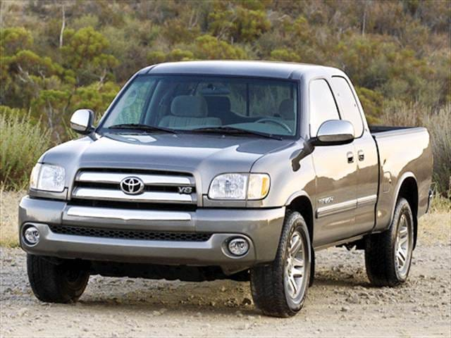 Top Consumer Rated Trucks of 2003 - 2003 Toyota Tundra Access Cab