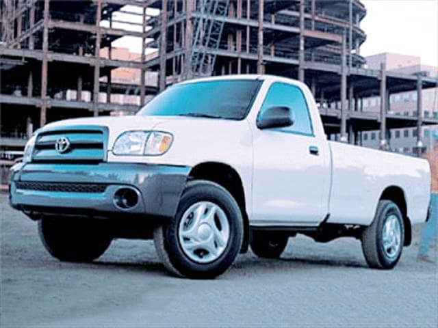 2003 toyota tundra regular cab pickup 2d 8 ft used car prices kelley blue book. Black Bedroom Furniture Sets. Home Design Ideas