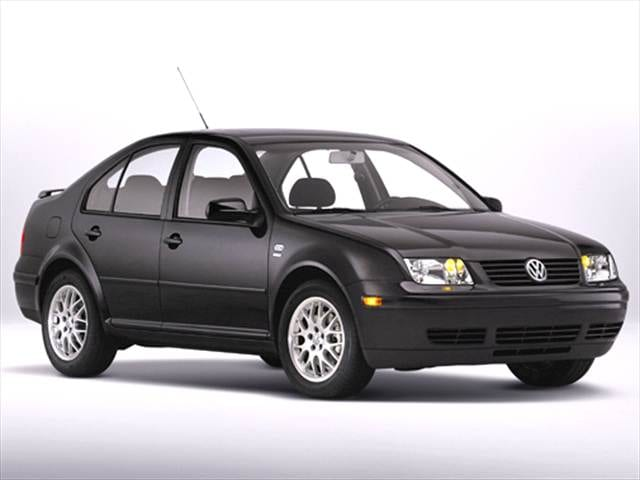 Most Popular Sedans of 2003 - 2003 Volkswagen Jetta