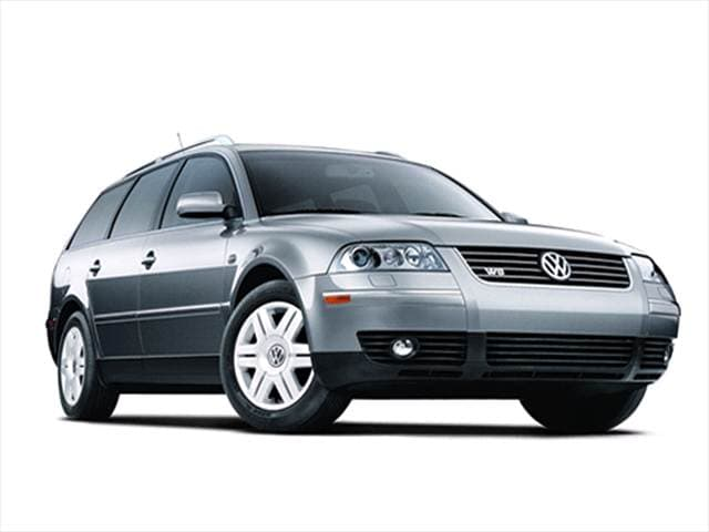 Highest Horsepower Wagons of 2003 - 2003 Volkswagen Passat