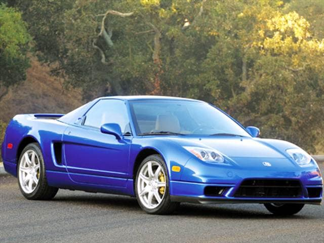 2004 Acura NSX   Photo