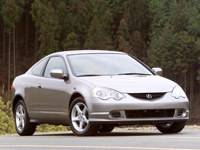 Most Fuel Efficient Luxury Vehicles of 2004 - 2004 Acura RSX