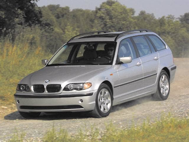Most Popular Wagons of 2004 - 2004 BMW 3 Series
