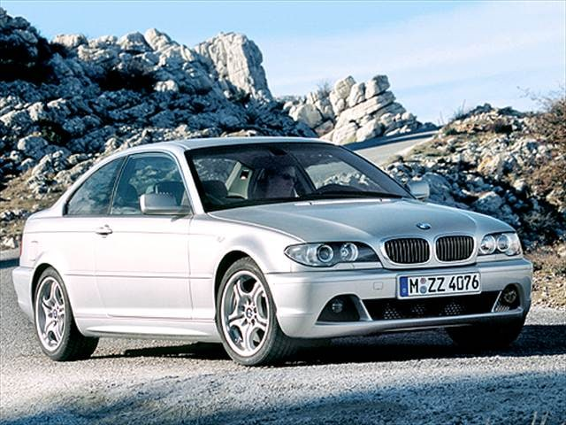 Most Popular Coupes of 2004 - 2004 BMW 3 Series