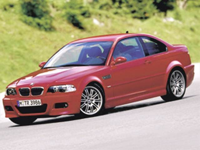 Top Consumer Rated Coupes of 2004 - 2004 BMW M3