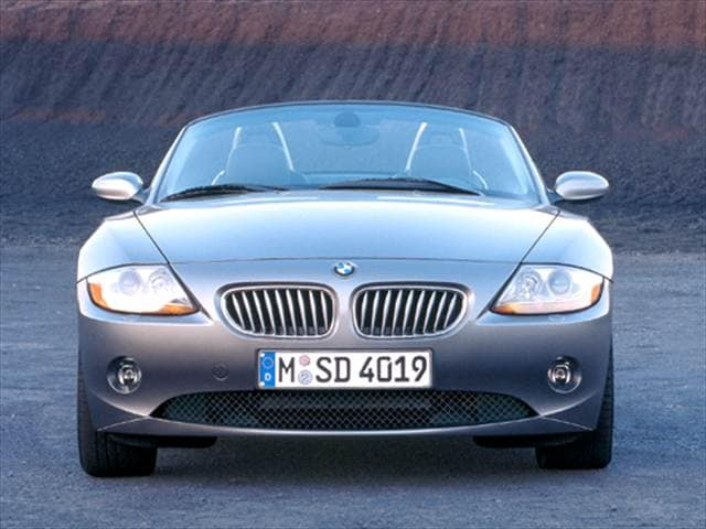 Most Fuel Efficient Convertibles of 2004 - 2004 BMW Z4