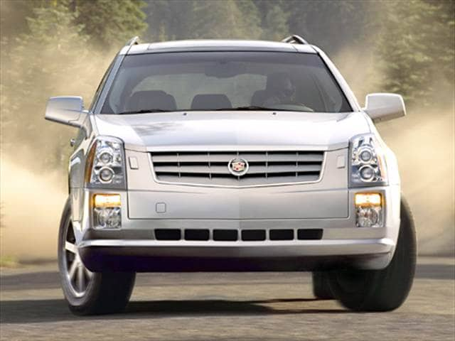 Highest Horsepower Crossovers of 2004 - 2004 Cadillac SRX