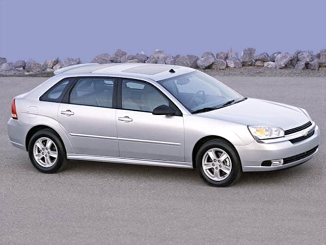 Most Popular Wagons of 2004 - 2004 Chevrolet Malibu