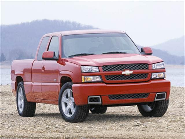 Highest Horsepower Trucks of 2004 - 2004 Chevrolet Silverado 1500 Extended Cab